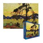 Eurographics -  The Jack Pine Jigsaw Puzzle 0628136671668