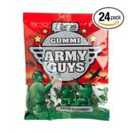 Albanese confectionery - Gummi Army Guys Bags 0634418521194  / UPC 634418521194