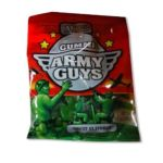 Albanese confectionery - Army Guys 0634418521200  / UPC 634418521200