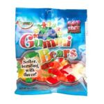 Albanese confectionery - Gummi Bears Bags 0634418522009  / UPC 634418522009