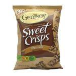 Genisoy -  Sweet Crisps Chocolate 0635992061007