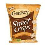Genisoy -  Crisps Sweet Cinnamon 0635992061106