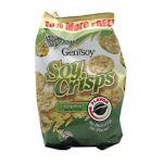 Genisoy -  Soy Crisps Creamy Ranch 0635992943105