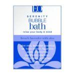 Eo essentials -  Single Serve Bubble Bath Serenity French Lavender 0636874030821