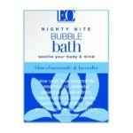 Eo essentials -  Single Serve Bubble Bath Nighty Nite Blue Chamomile & Lavender 0636874030838