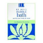 Eo essentials -  Single Serve Bubble Bath Be Well Eucalyptus & Arnica 0636874030845
