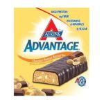 Atkins - Advantage Bar Chocolate Peanut Butter 0637480025010  / UPC 637480025010
