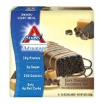 Atkins - Advantage Bar Dark Chocolate Decadence 5 bars 0637480025720  / UPC 637480025720