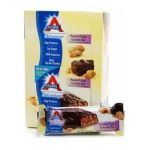 Atkins - Advantage Bar Peanut Fudge Granola 0637480045070  / UPC 637480045070