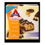 Atkins -  Chocolate Chip Crisp Bar 0637480051033