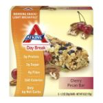 Atkins -  Day Break Bars Cherry Pecan 5 bars 0637480055109