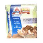 Atkins -  Shakes Advantage Milk Chocolate Delight 0637480065016