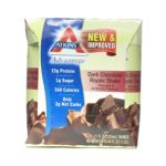 Atkins -  Shakes Advantage Dark Chocolate Royale 0637480065108