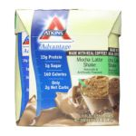 Atkins -  Advantage Mocha Latte Shake 0637480065139