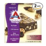 Atkins - Endulge Bar Nutty Fudge Brownie 5 bars 0637480075428  / UPC 637480075428