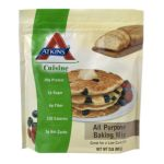 Atkins - Cuisine All Purpose Baking Mix 2 lb 0637480090117  / UPC 637480090117