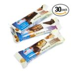 Atkins -  Advantage Caramel Bars Variety Pack Chocolate Peanut Nougat Double Chocolate Crunch & Fudge Brownie Bars 0637480095105