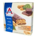 Atkins - Chocolate Peanut Butter Bar 0637480304917  / UPC 637480304917