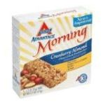 Atkins - Chewy Granola Breakfast Bars 0637480306539  / UPC 637480306539