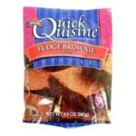 Atkins - Fudge Brownie Mix 0637480372718  / UPC 637480372718
