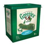 Greenies -  Treat Tub-pak Canister Jumbo 9 Bones 0642863041051