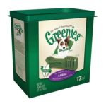 Greenies -  Dental Chews Large Size Smart Treat For Dogs Weighing 50 0642863041129
