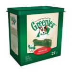 Greenies -  Dental Chews Regular Size Smart Treat For Dogs Weighing 25 0642863041198