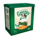 Greenies -  Dental Chews Petite Size Smart Treat For Dogs Weighing 15 0642863041266