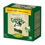 Greenies -  Dental Chews Value Size Tub Teenie 0642863101007