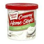 Duncan Hines -  Frosting Vanilla 0644209004089