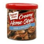 Duncan Hines -  Frosting Milk Chocolate 0644209004096