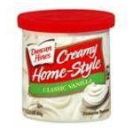 Duncan Hines -  Frosting Premium Classic Vanilla 0644209004386