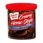 Duncan Hines -  Frosting Premium Classic Chocolate 0644209004461