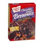 Duncan Hines -  Premium Brownie Mix Dark Fudge With Chocolate Chunks 0644209332465