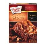 Duncan Hines -  Chocolate Lover's Milk Chocolate Chunk Brownies 0644209332496