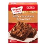 Duncan Hines -  Premium Brownie Mix Family-style 0644209405565