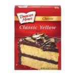 Duncan Hines -  Cake Mix Moist Deluxe Premium Classic Yellow 0644209410200