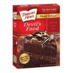 Duncan Hines -  Cake Mix Moist Deluxe Premium Devil's Food 0644209410408