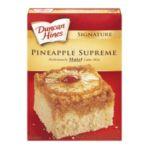 Duncan Hines -  Cake Mix Premium Pineapple Supreme 0644209411306