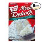 Duncan Hines -  Premium Cake Mix 0644209412907
