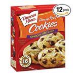 Duncan Hines -  Cookie Mix 0644209414406