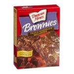 Duncan Hines -  Decadent Triple Chocolate Brownie Mix 18 0644209421633