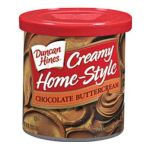 Duncan Hines -  Creamy Home-style Chocolate Butter Cream Frosting 0644209471034