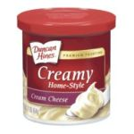 Duncan Hines -  Frosting Creamy Home-style Premium Cream Cheese 0644209471133