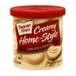 Duncan Hines -  Frosting Ready To Spread Cream Cheese Containers 0644209471164