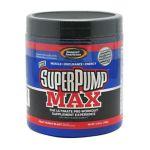 Gaspari -  Superpump Max Fruit Punch Blast Powder 0646511007352