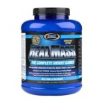 Gaspari -  Real Mass The Complete Weight Gainer Chocolate Ice Cream Flavor 0646511009028