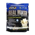 Gaspari -  Real Mass Rich Vanilla Milkshake Powder 5.95 lb, 5.95 lb powder 0646511009110