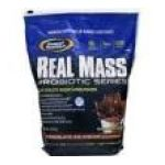 Gaspari -  Real Mass Probiotic Series Strawberry Milkshake 12 lb 0646511009189