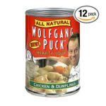 Wolfgang Puck -  Chicken & Dumplings Soup Cans 0649752595992